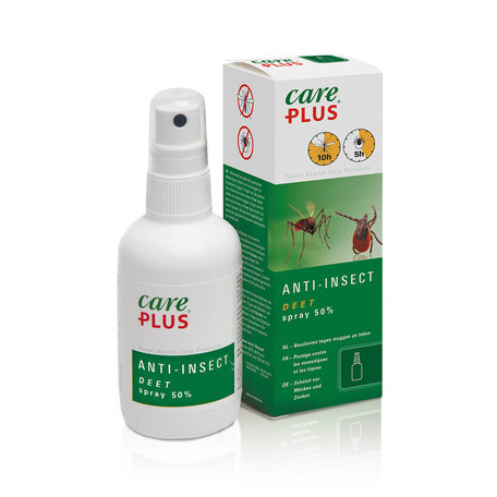 Anti-Insect Deet 50% spray 60 ml