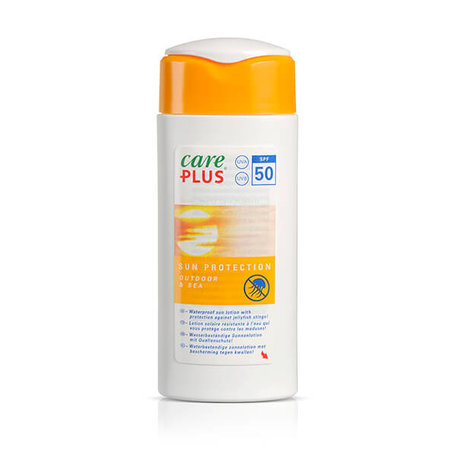 Zonnebrand tegen kwallen Outdoor & Sea SPF50 100 ml