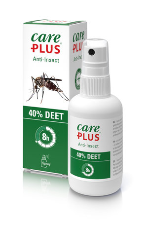 Anti-Insect Deet 40% spray 60 ml