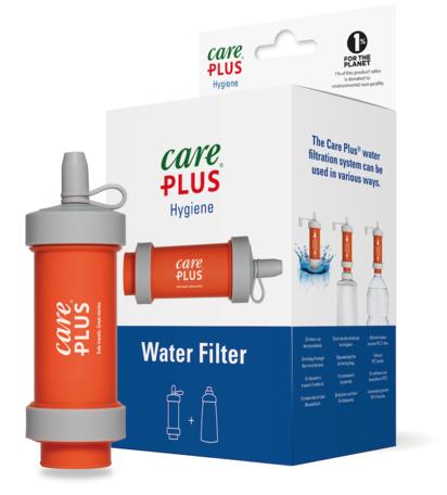 Care Plus Water Filter - Sunrise Orange